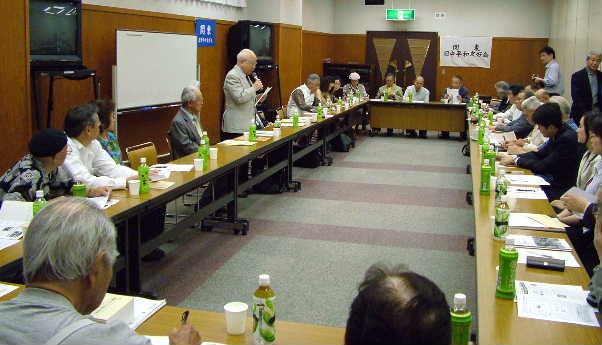 関東日中平和友好会 日中関係講演会を開催_d0027795_22101177.jpg