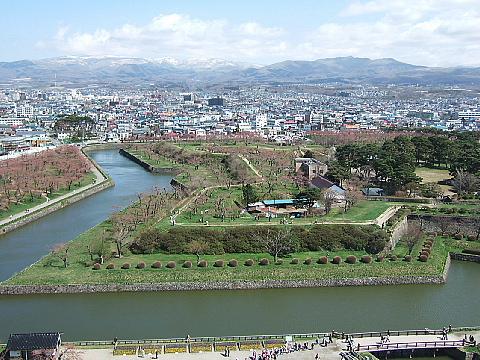 函館・五稜郭_b0053765_18415933.jpg
