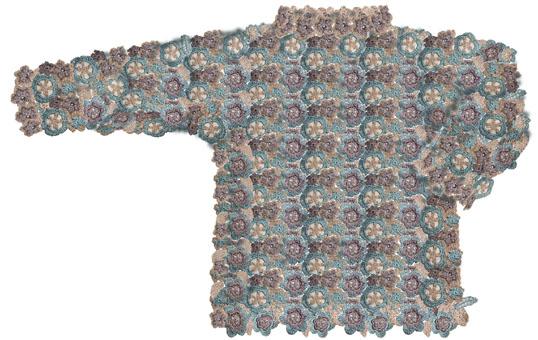 空想のセーター    a sweater of an imagination_b0029036_21473948.jpg