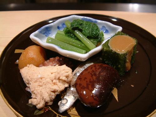 「魚豆根菜やまもとで軽いディナー」_a0000029_11581552.jpg