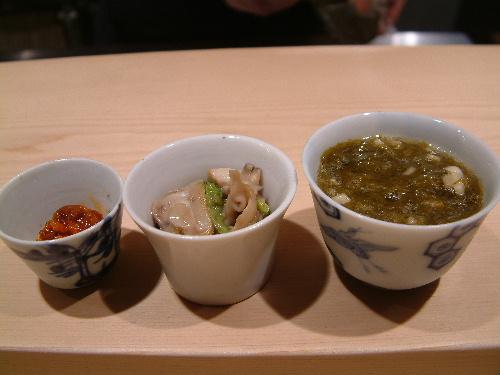 「魚豆根菜やまもとで軽いディナー」_a0000029_1244617.jpg