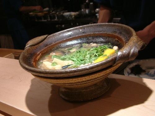 「魚豆根菜やまもとで軽いディナー」_a0000029_1255486.jpg