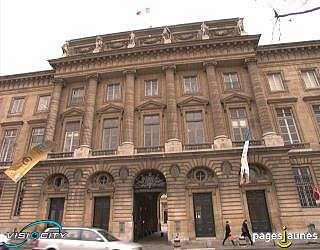 パリ造幣局外観写真