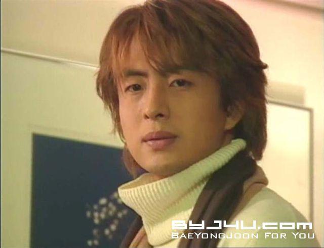 俳優ぺ、ヨンジュンの生みの親が語る、スター誕生物語_d0060693_5315229.jpg
