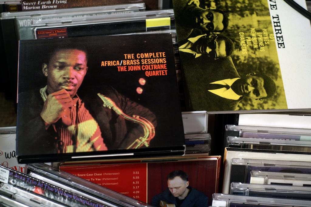 Africa ♪ by John Coltrane_c0057800_2324715.jpg