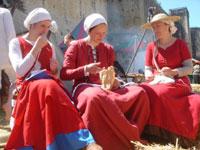 プロヴァンの中世祭 その1_c0024345_5361568.jpg