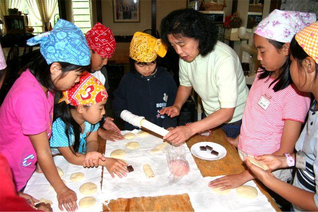 パン作り体験_d0012134_21425015.jpg