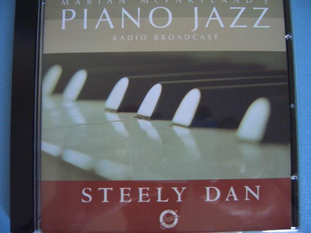 Piano Jazz / McPartland&Steely Dan _c0062649_2382139.jpg