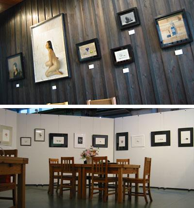 「上西竜二」絵画展_a0017350_022338.jpg