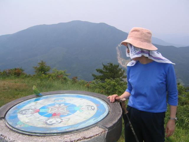 剣山 962m 登山_d0007657_1192188.jpg