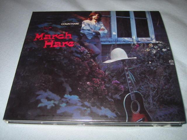 COLIN HARE / MARCH HARE, PETE DELLO AND FRIENDS / INTO YOUR EARS_b0042308_0162478.jpg