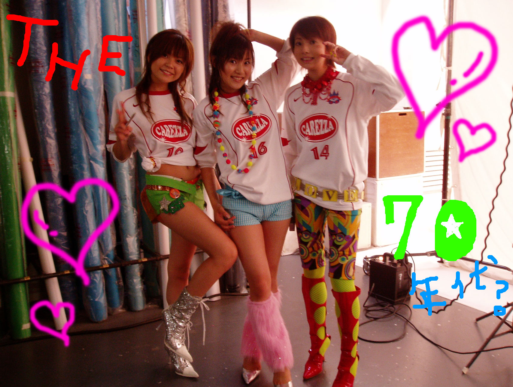 ★carezza★CDデビューv(^∀^)v_c0038100_0162.jpg
