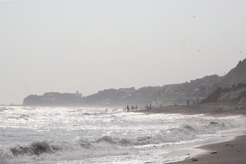 七里ヶ浜に、夏、近づく。_b0022268_21344252.jpg