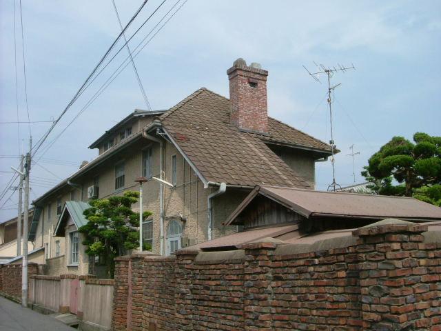 ヴォーリズ建築 池田町洋館街2_b0055171_14533537.jpg