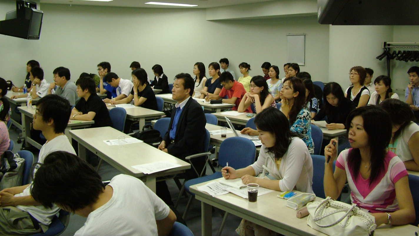 WISS(早稲田留学生人材サポートセンター) Sony China の就職セミナー開催_d0027795_651795.jpg