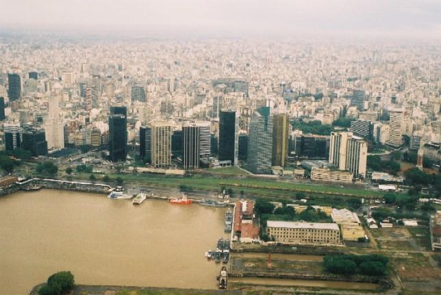 ブエノス・アイレス Buenos Aires _c0011649_6182285.jpg