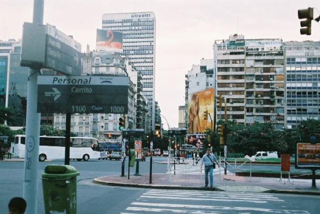 ブエノス・アイレス Buenos Aires _c0011649_6312592.jpg