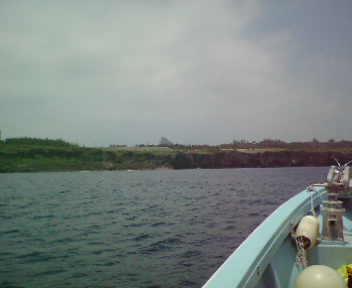 6月27日只今伊江島遠征中_c0070933_11532853.jpg