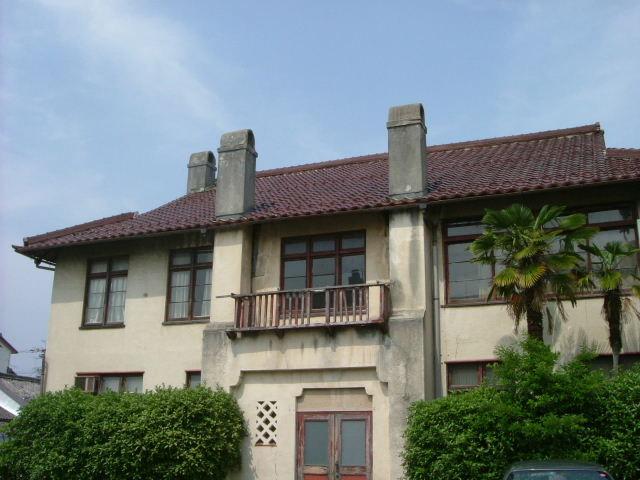 ヴォーリズ建築 旧近江八幡YMCA会館_b0055171_17195535.jpg