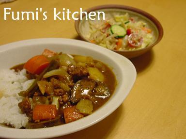 夏野菜カレー_b0058872_15174218.jpg