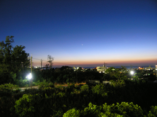 6.29日今夜午後8:15分の空です_c0070933_21245261.jpg