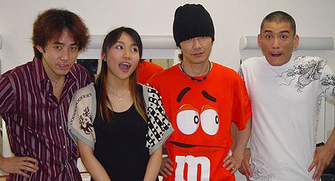 「矢井田瞳 acoustic live 2005 〜オトノシズク〜」総集編 <後編>_d0040134_4363360.jpg