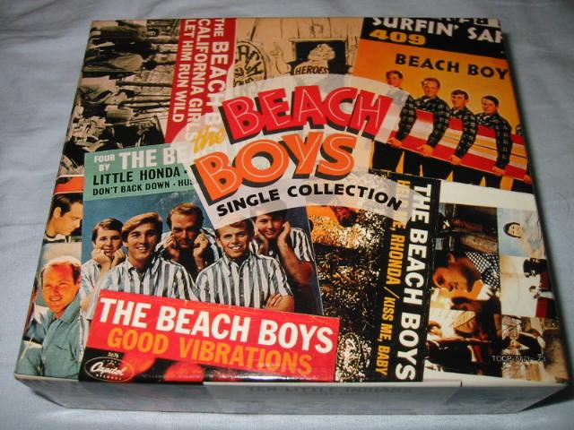 発掘その69 THE BEACH BOYS / THE BEACH BOYS SINGLE COLLECTION_b0042308_0133740.jpg
