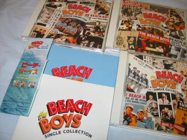 発掘その69 THE BEACH BOYS / THE BEACH BOYS SINGLE COLLECTION_b0042308_027029.jpg