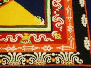 「チベット砂曼荼羅の世界」 3日目_c0061000_10512899.jpg