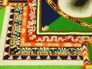「チベット砂曼荼羅の世界」 4日目_c0061000_13101680.jpg