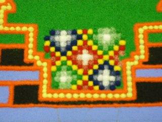 「チベット砂曼荼羅の世界」 4日目_c0061000_13102527.jpg