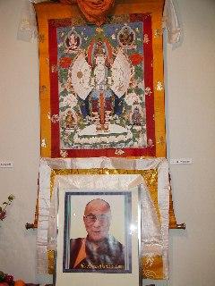 「チベット砂曼荼羅の世界」 1日目_c0061000_15452594.jpg