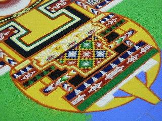 「チベット砂曼荼羅の世界」 5日目_c0061000_15151568.jpg