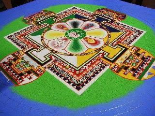 「チベット砂曼荼羅の世界」 5日目_c0061000_1515487.jpg