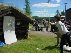Medlpad地方「Säter」の夏至祭_b0046331_1533818.jpg