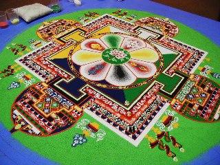 「チベット砂曼荼羅の世界」 6日目_c0061000_18153057.jpg