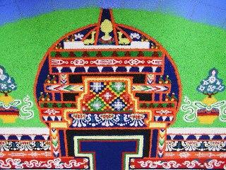 「チベット砂曼荼羅の世界」 6日目_c0061000_18165179.jpg
