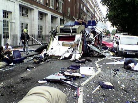 虚を突かれたロンドンのテロ : ...