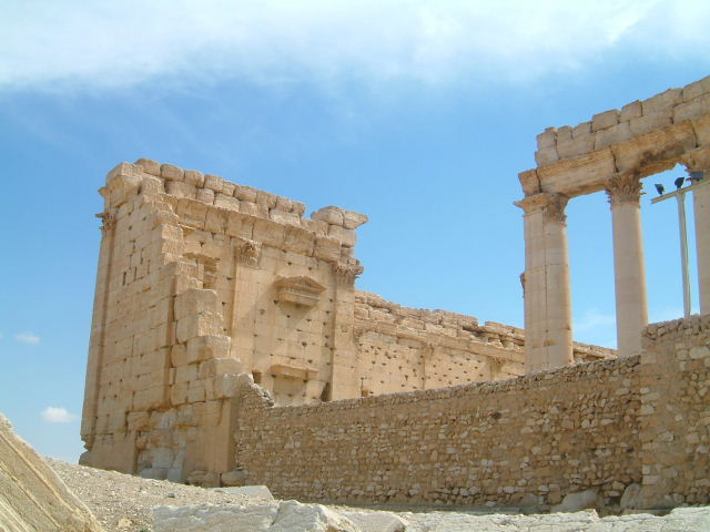 パルミラ遺跡 Palmyra (1)_c0011649_16175395.jpg