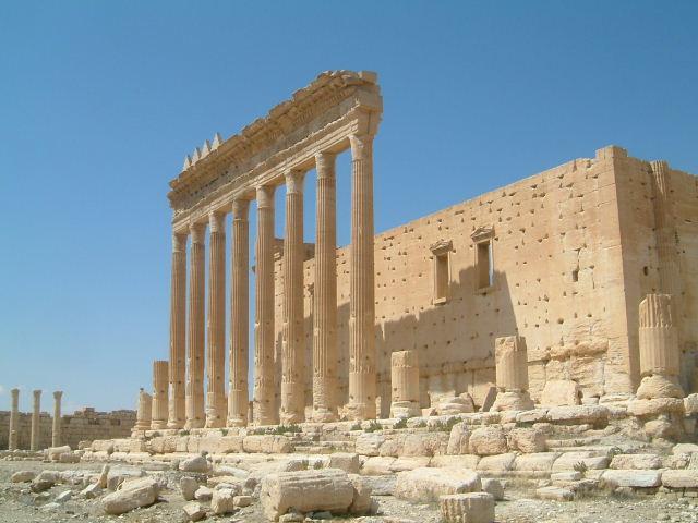 パルミラ遺跡 Palmyra (1)_c0011649_13583449.jpg