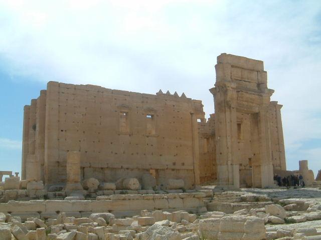 パルミラ遺跡 Palmyra (1)_c0011649_9162848.jpg