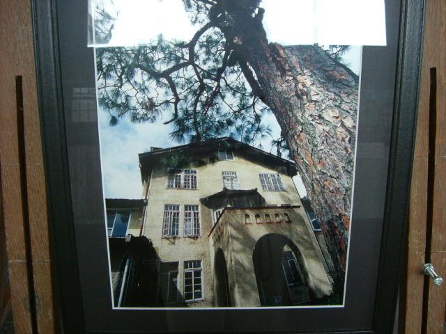 ヴォーリズ建築~写真展(旧八幡郵便局)_b0055171_16204047.jpg