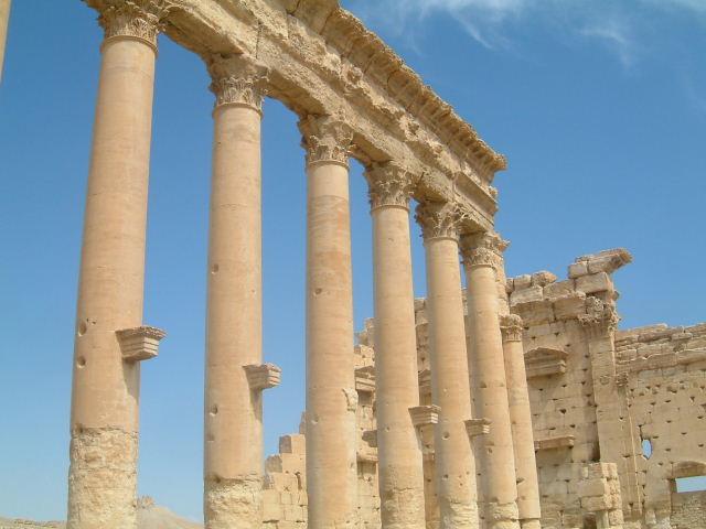 パルミラ遺跡 Palmyra (2)_c0011649_1121476.jpg