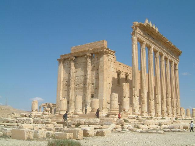 パルミラ遺跡 Palmyra (2)_c0011649_113475.jpg