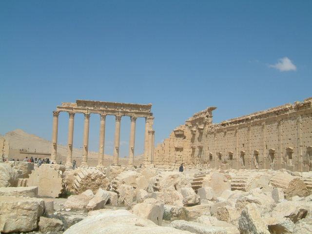 パルミラ遺跡 Palmyra (2)_c0011649_11531100.jpg