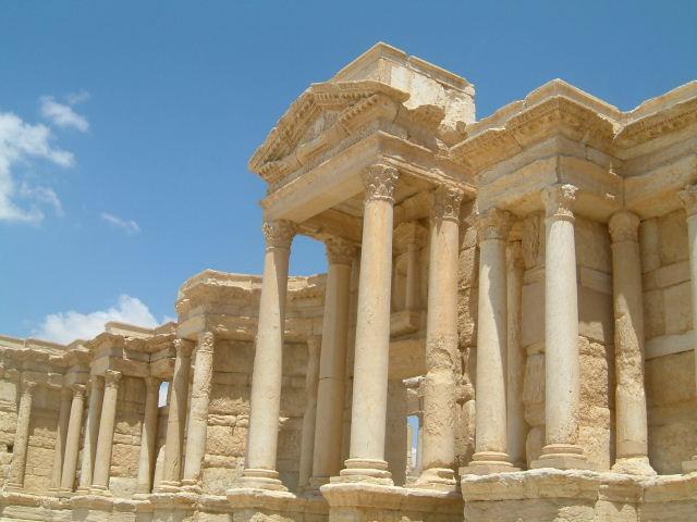 パルミラ遺跡 Palmyra (3)_c0011649_0461054.jpg
