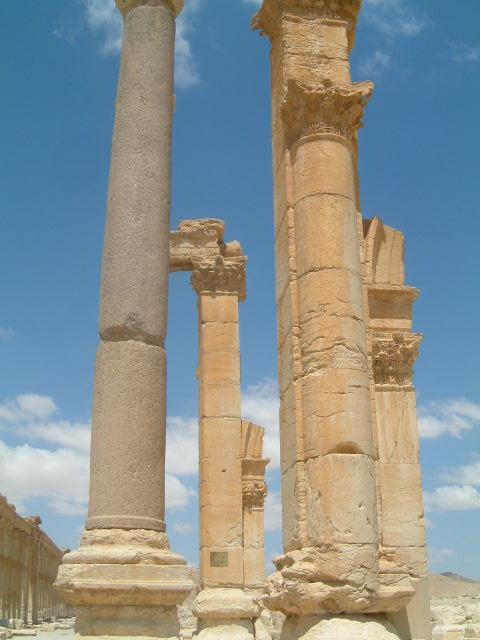 パルミラ遺跡 Palmyra (4)_c0011649_19501838.jpg