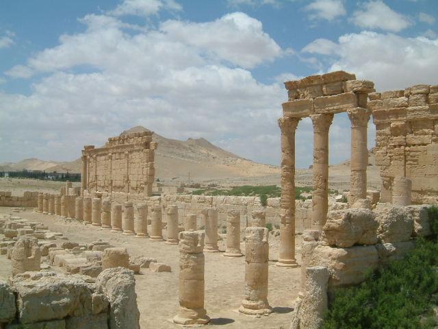 パルミラ遺跡 Palmyra (4)_c0011649_19541885.jpg