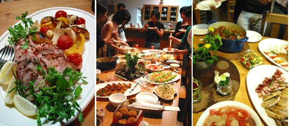 カフェ・ゼットのアーティストによるパーティの時間_a0017350_9191886.jpg