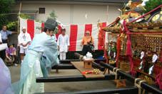 速報!二つの神輿合体、例大祭、感動のフィナーレ(7・17)_c0014967_12183659.jpg
